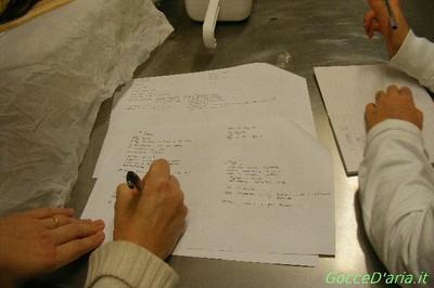 Appunti e ricette