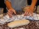 Pane pronto per la cottura