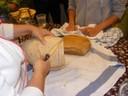 Il taglio del pane