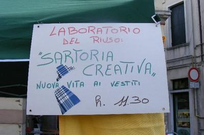 Laboratorio sartoria creativa