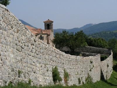 3 - le mura