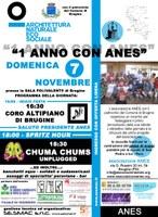 Banchetto a Brugine - Festa associazione Anes